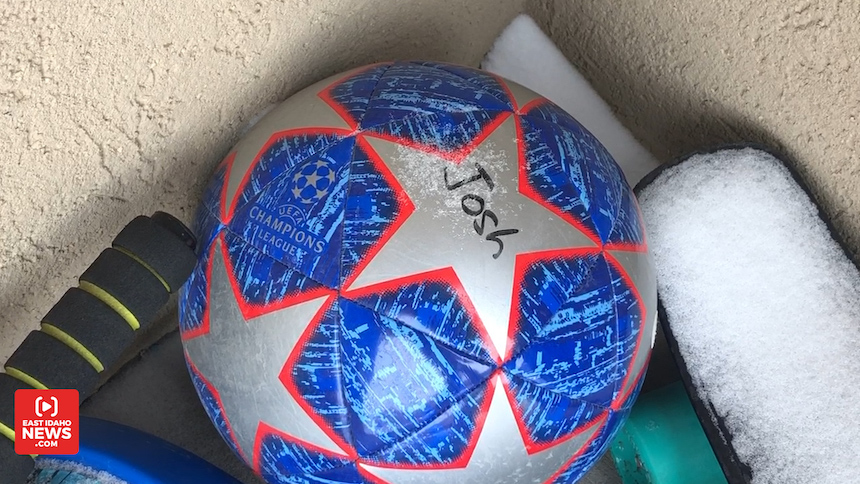 joshsoccer ball