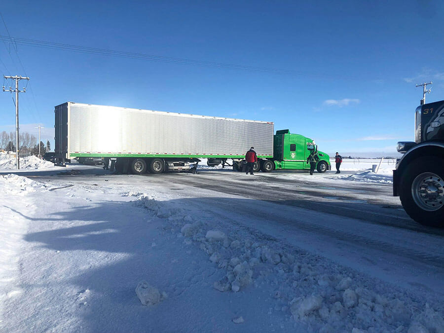 Car Goes Under Truck Trailer In Crash East Idaho News You can protect yourself from scams by evaluating the ad carefully before you look any further. car goes under truck trailer in crash
