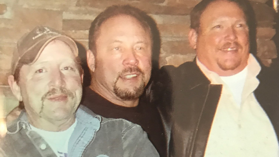 Gerry, Charles, and Bobby Vallow