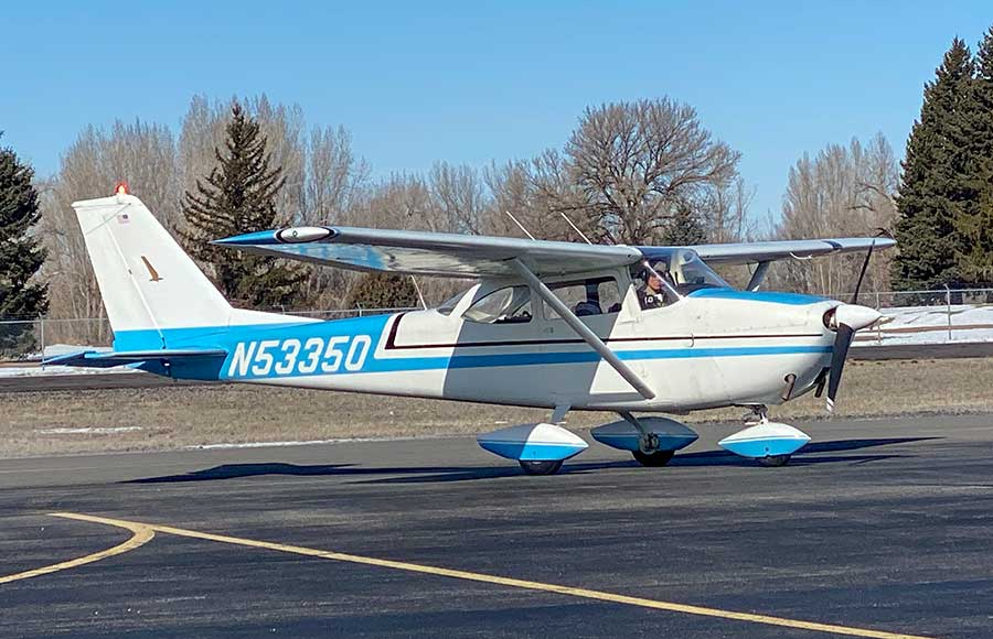 Kelly Howell Plane2