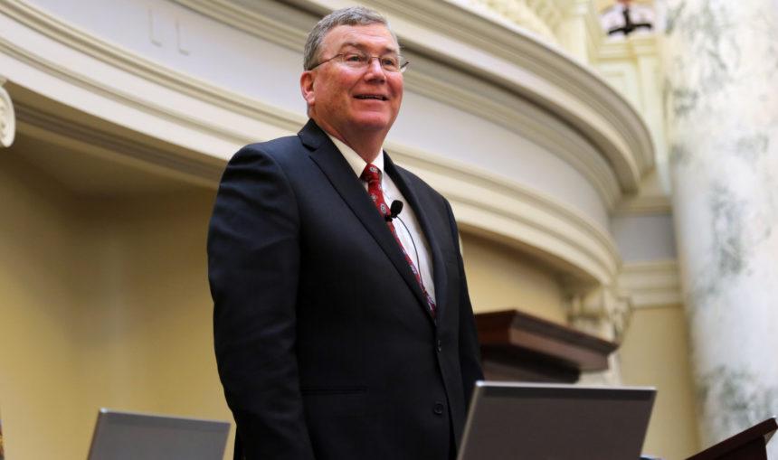 Speaker of the House Scott Bedke