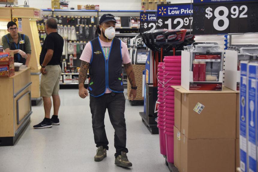 Walmart Sick