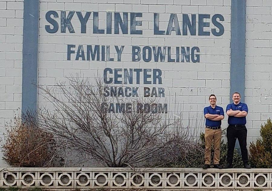 skyline lanes pic