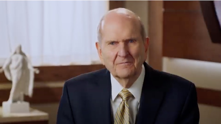 LIVE: Latter-day Saint President shares special message of hope and healing
