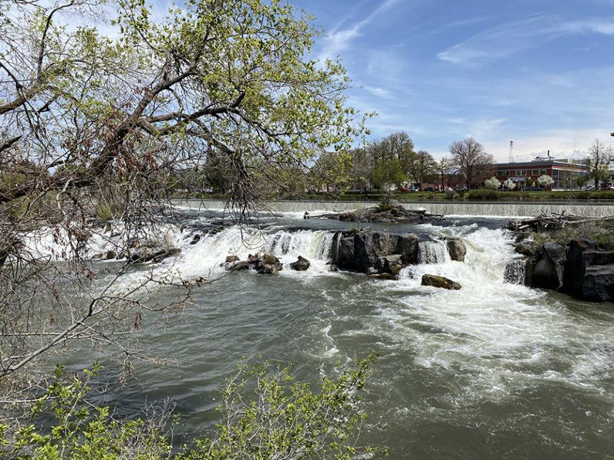 Idaho Falls 2 May 2020
