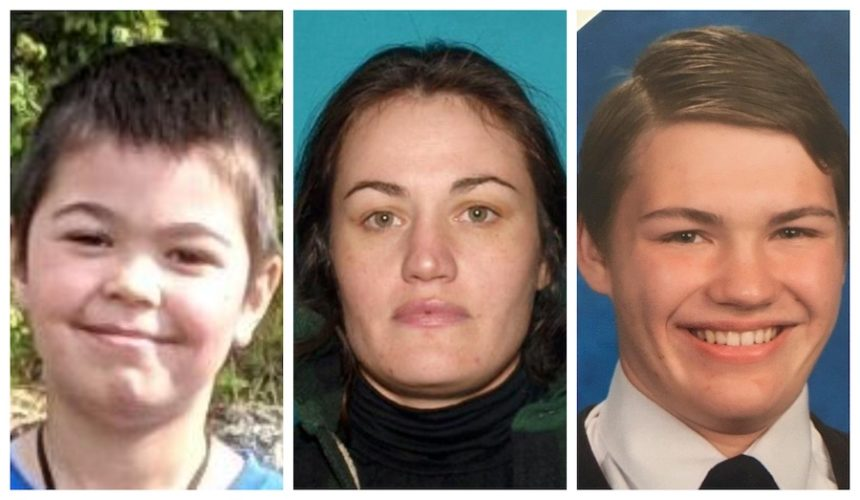 Update Amber Alert Canceled For Missing North Idaho Children East Idaho News