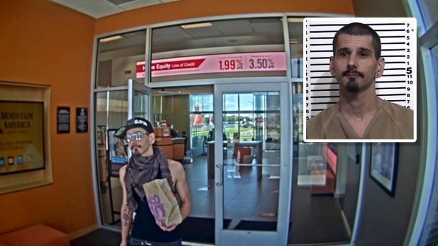 Stavert MACU robbery