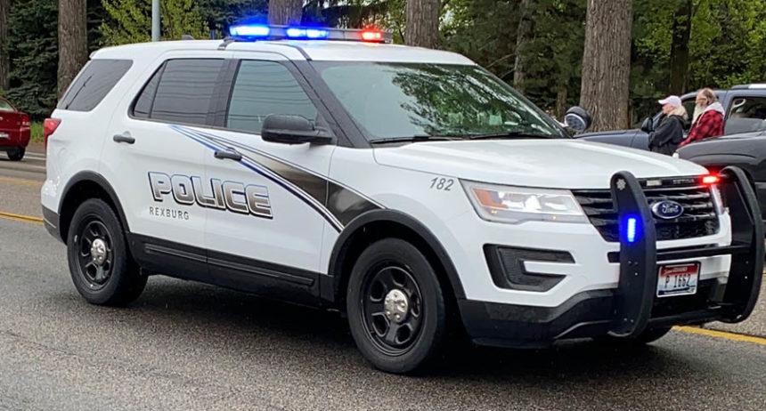Rexburg Police Car