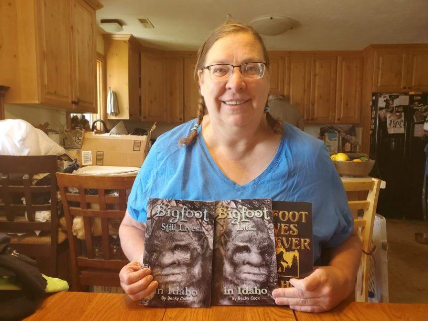 Becky Cook Bigfoot Book