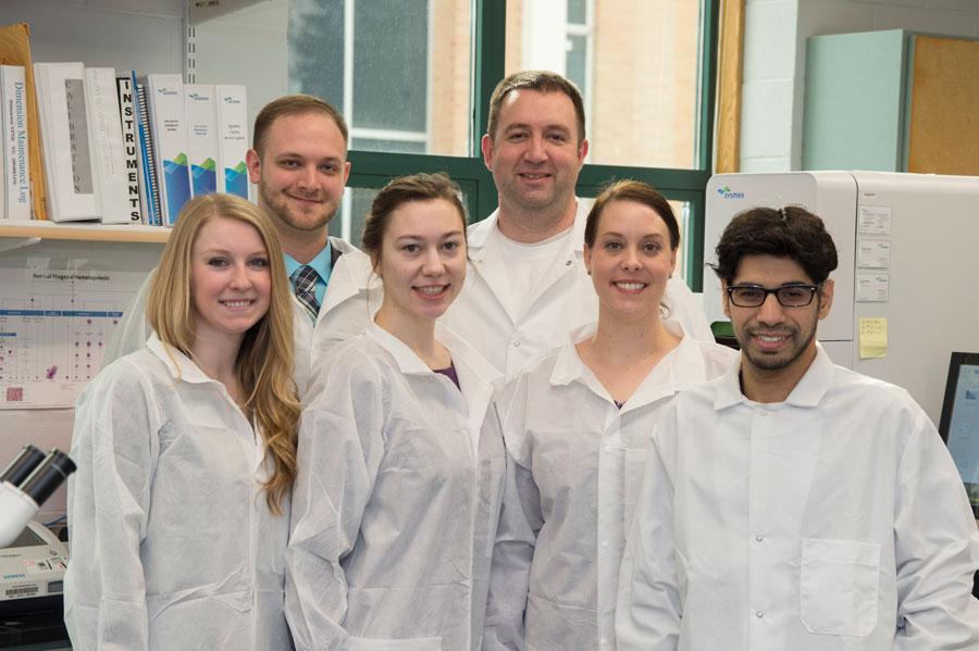 ISU Med Lab Scientists