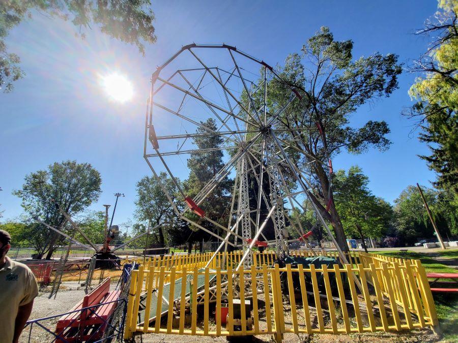 City unveils plans for 'Funland' amusement park restoration project in Idaho Falls - East Idaho News