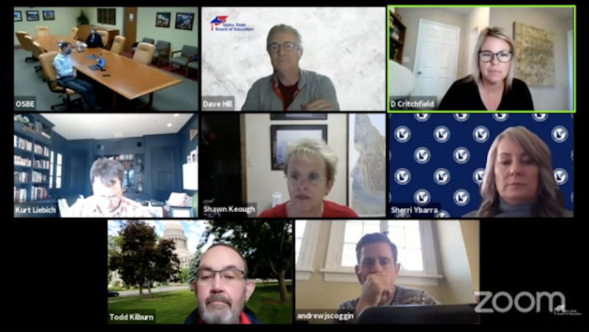state board zoom meeting