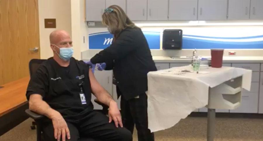 Vaccinations starting at Idaho long-term care facilities – East Idaho News