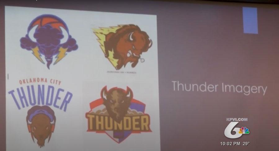 thunder imagery