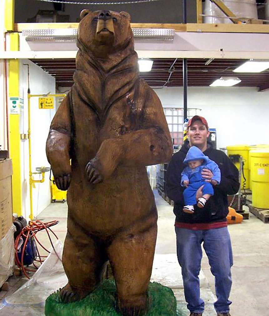 Bear Carving resized1
