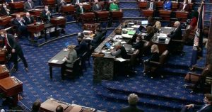 senate meets on electoral votes