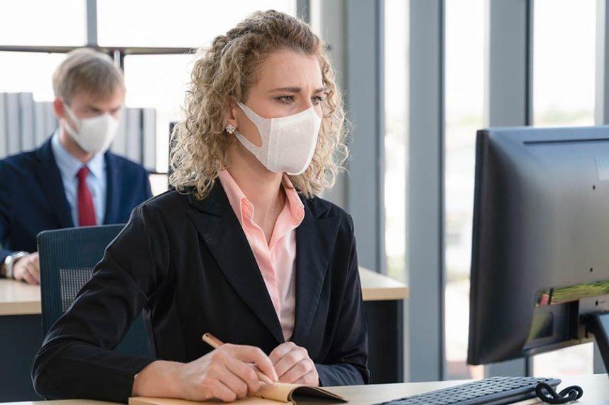 office covid masks