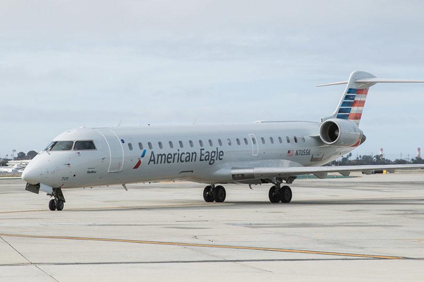American Airlines CRJ 700