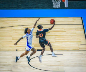 Diaba Konate, Idaho State University basketball