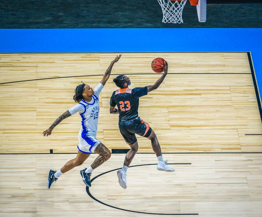 Diaba Konate, Idaho State University basketball