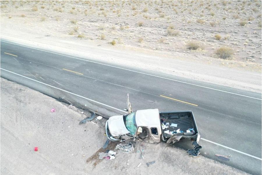 pickup crash 2
