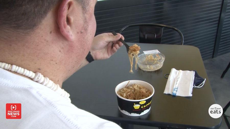 East Idaho Eats: Cupbop