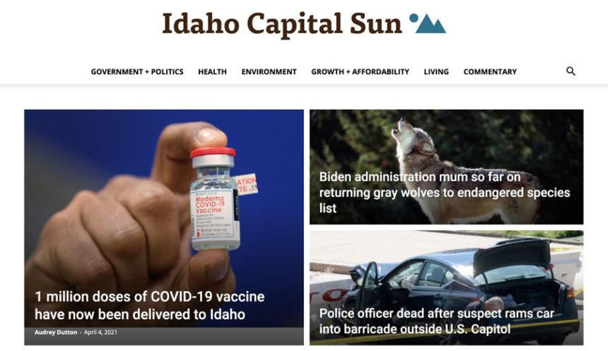 Idaho Capitol Sund