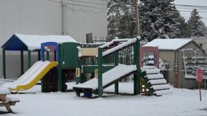 YMCA playground
