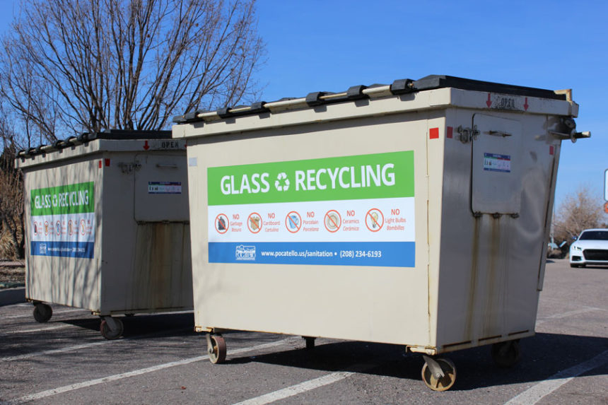 GlassRecyclingBin