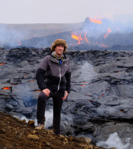 Jeff Zausch, Iceland; Fagradalsfjall