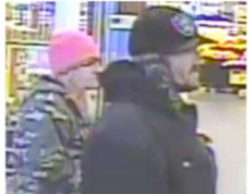 unidentified burglary suspect; PPD, April 27, 2021