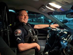Chubbuck PD Officer Tyler Hoffa