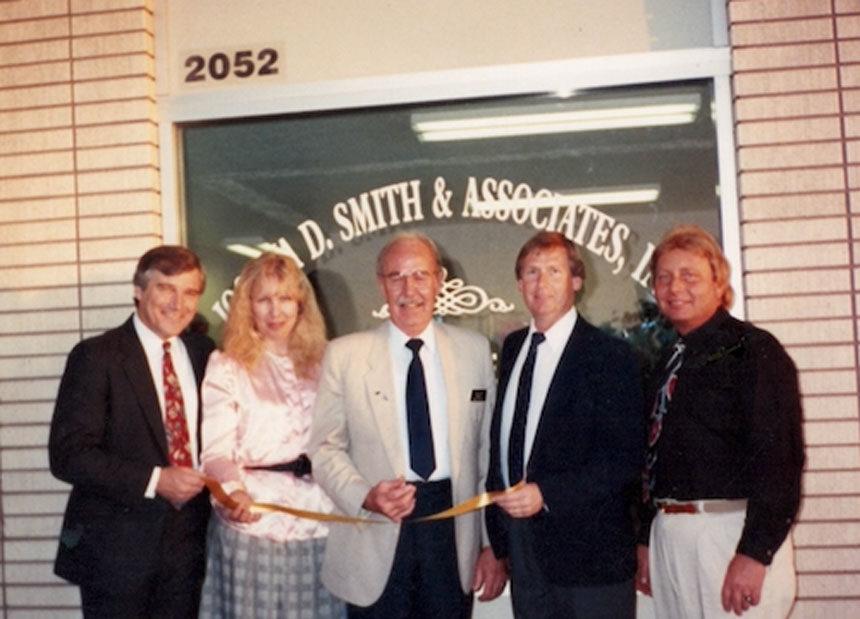 josh d smith staff 1991