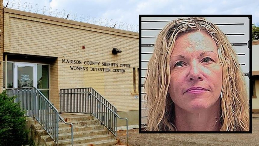 Lori Vallow Daybell and Madison County Jail