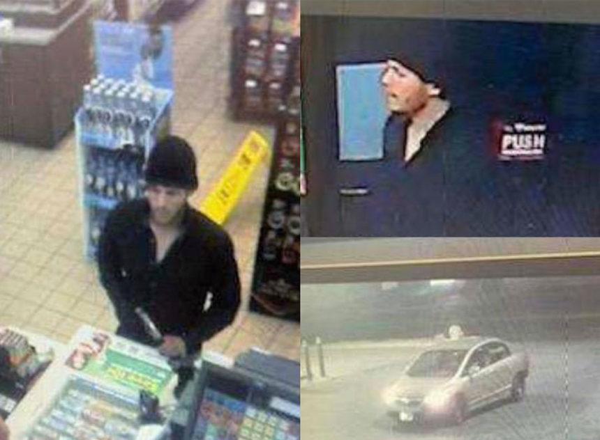 Blackfoot armed robbery