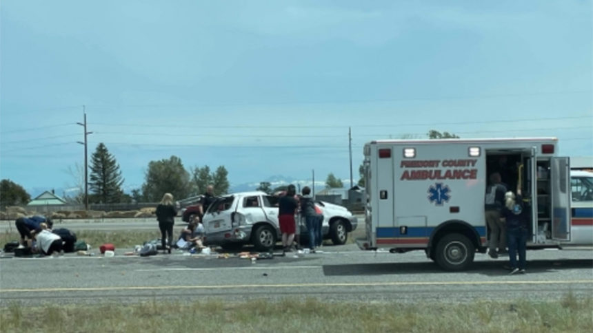 Fremont County Crash