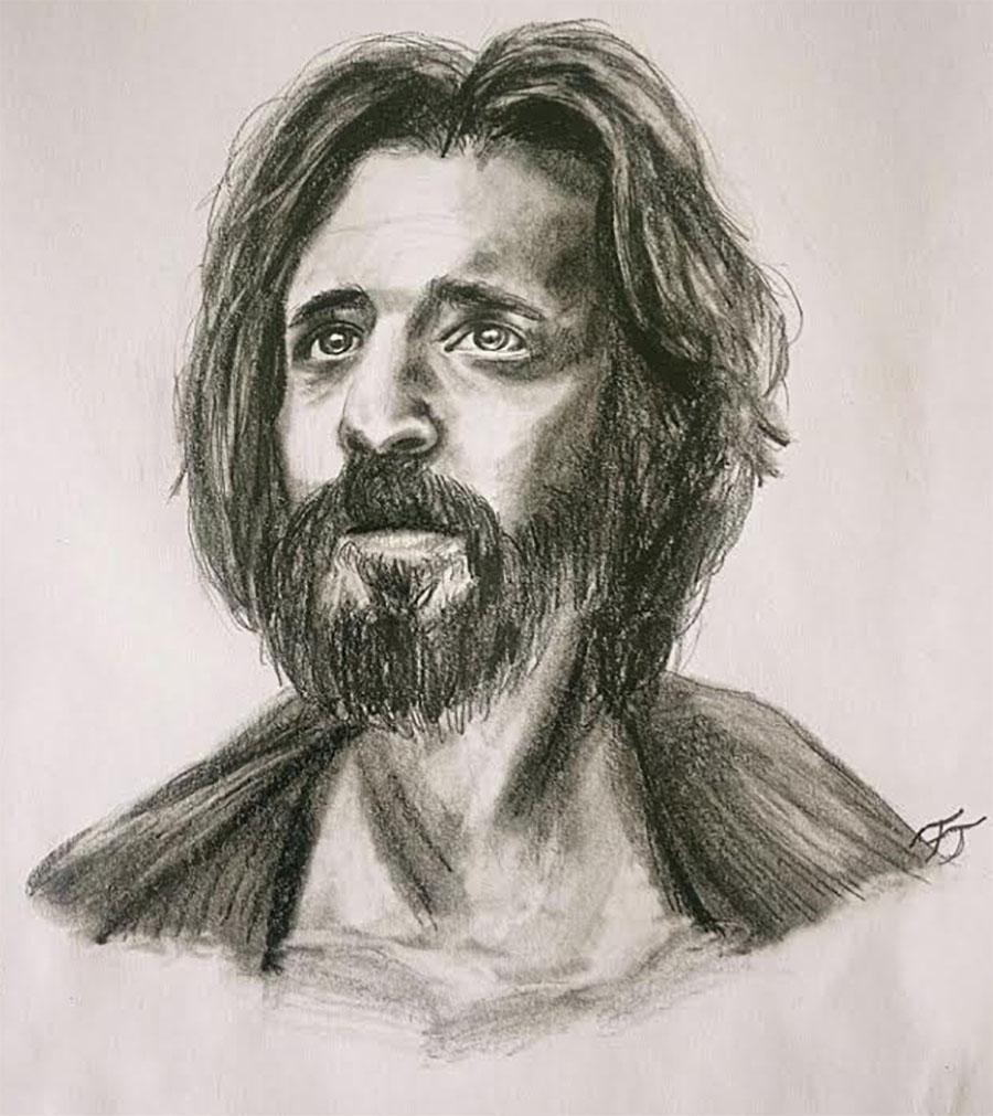 Faith Jensen Drawing