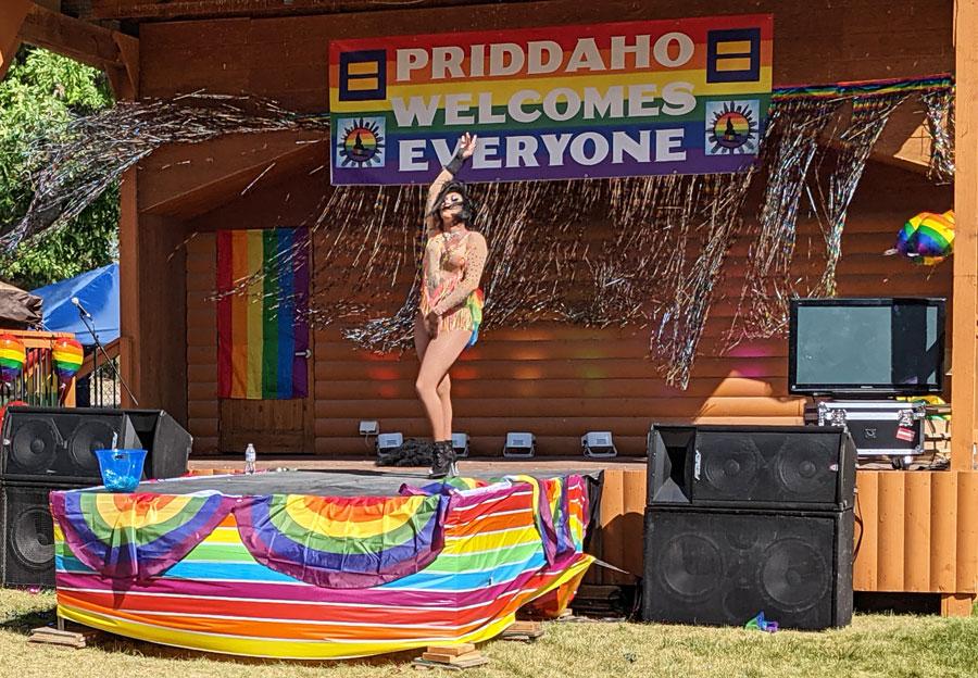 Shezzy Springs, Pocatello Priddaho 2021