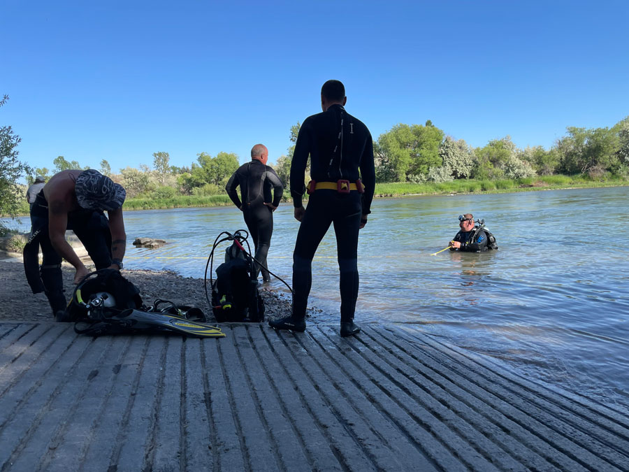 Diving Rescue05