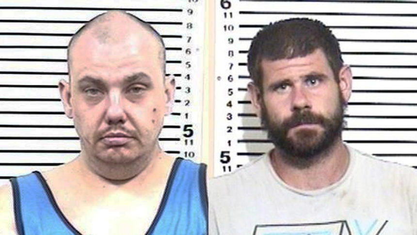 Two booked for DUIs