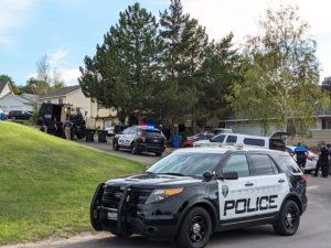 Pocatello SWAT and PD arrest Nathen Hamilton on June 29, 2021