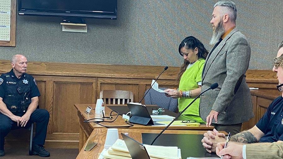 Sasha Dee Martinez Sentencing
