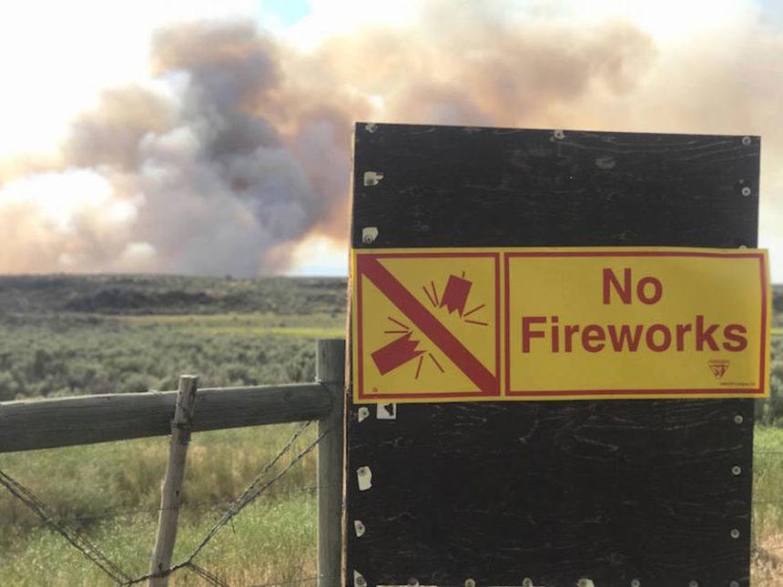 Menan Fire Burn Ban