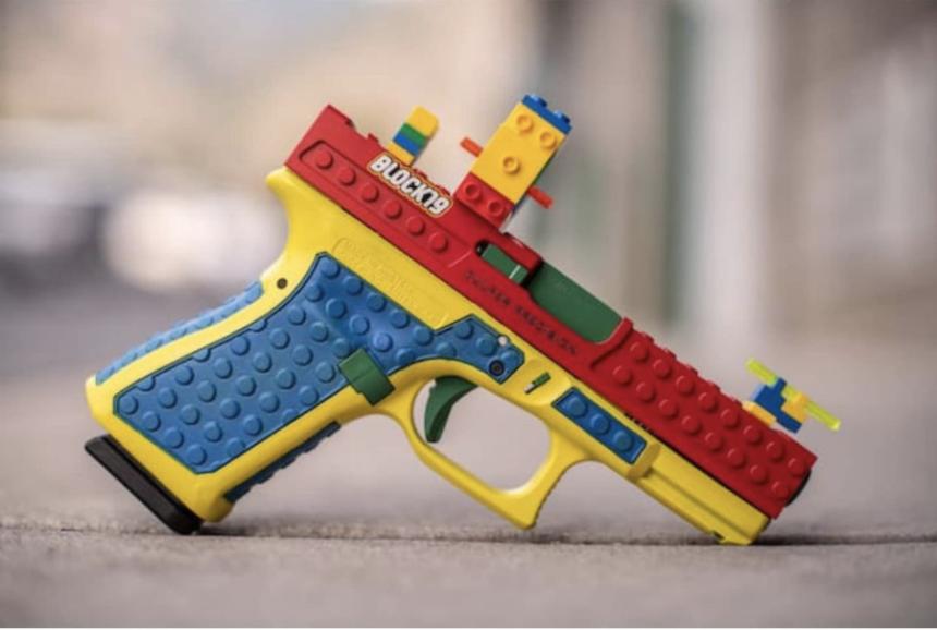 culper precison lego gun