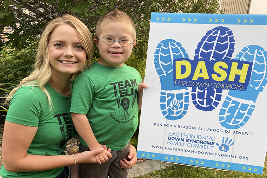 Dash for Down syndrome