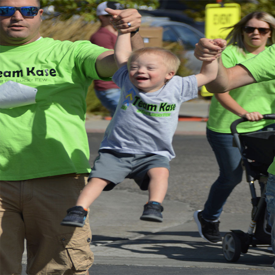 Dash for down syndrome3