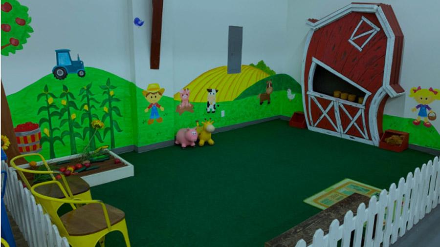 kids town farm