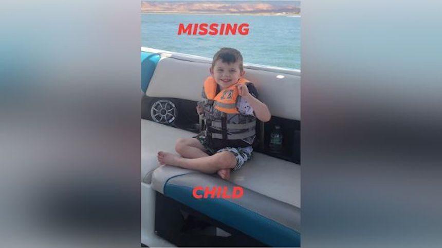 missing boy