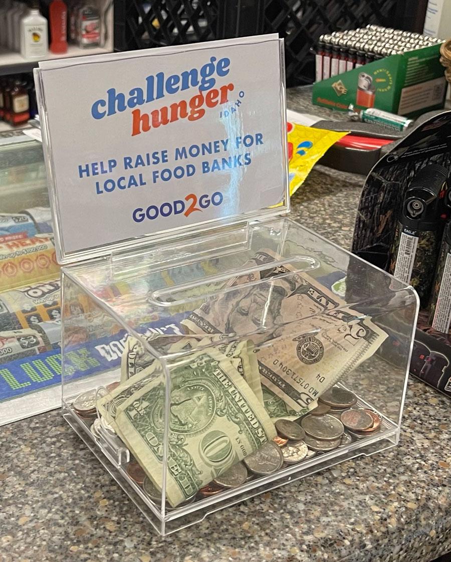 challenge hunger