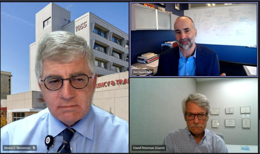 Doctors discuss COVID-19 in Idaho